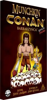 Munchkin Conan Barbarzyńca (15 kart)