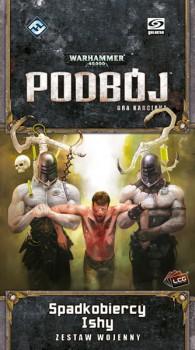 Warhammer 40 000: Podbój – Cykl Liderów – Spadkobiercy Ishy