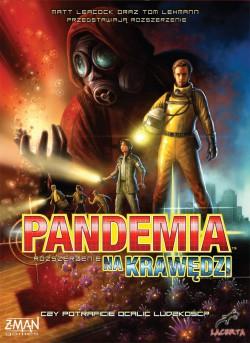 Pandemia - Na krawędzi (edycja polska On The Brink)