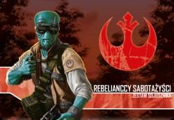 Star Wars: Imperium Atakuje:Rebelianccy sabotażyści – zestaw sojusznika