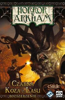 Horror w Arkham – Czarna Koza z Lasu