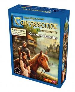 Carcassonne: Karczmy i Katedry - nowa edycja