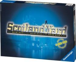 Scotland Yard gra planszowa