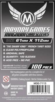 Koszulki MDG - Magnum Platinum Game Sleeves (61 x 112mm)