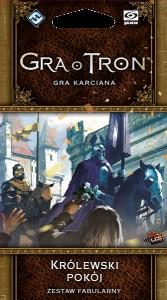 Gra o Tron: Gra karciana (2ed) - Cykl Westeros – Królewski pokój