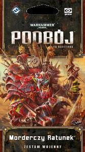Warhammer 40,000: Podbój – Cykl Upadku – Morderczy Ratunek