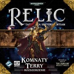 Relic: Tajemnica Sektora Antian - Komnaty Terry (edycja polska)