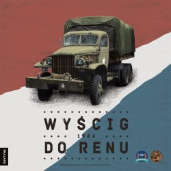 1944 Wyścig do Renu (Race to the Rhine) 3 edycja