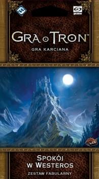 Gra o Tron: Gra karciana (2ed) - Cykl Westeros – Spokój w Westeros