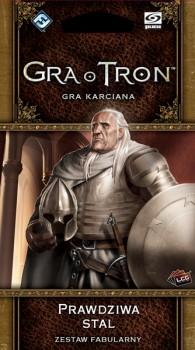 Gra o Tron: Gra karciana (2ed) - Cykl Westeros – Prawdziwa stal