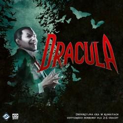 Dracula gra planszowa(trzecia edycja)