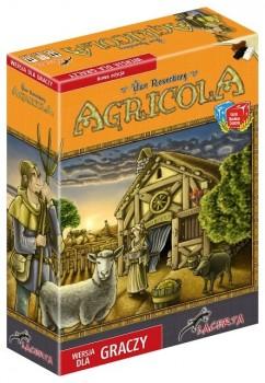 Agricola PL - (wersja dla graczy)
