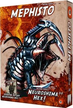 Neuroshima HEX: Mephisto (edycja 3.0)