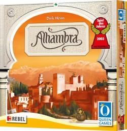 Alhambra (edycja polska) gra planszowa