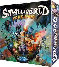 Small World Podziemia PL (Underground)