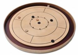 Crokinole  gra w pstrykanie (standardowy duży)