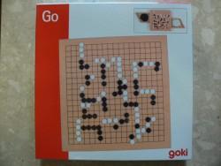 GO zestaw do gry /goban + kamienie/