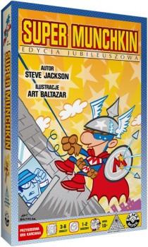 Super Munchkin : Edycja Jubileuszowa