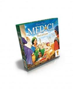 MEDICI (Medyceusze) : gra karciana