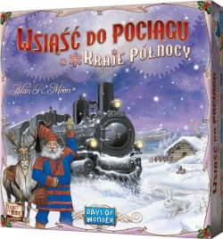 Wsiąść do Pociągu: Kraje Północy (Ticket to Ride: Nordic Countries)