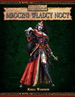 Warhammer FRP: Mroczni Władcy Nocy ( Night's Dark Masters ) PL plus mapa Sylvanii