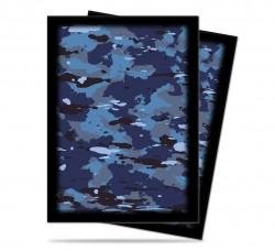 Koszulki Ultra Pro -  Navy Camo (50)