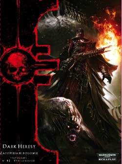 Dark Heresy II RPG : Zapomniani bogowie (Forgotten Gods)
