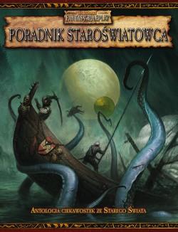 Warhammer FRP: Poradnik Staroświatowca ( The WFRP Companion ) PL + mała mapa Bretonii (40 x 60 cm)