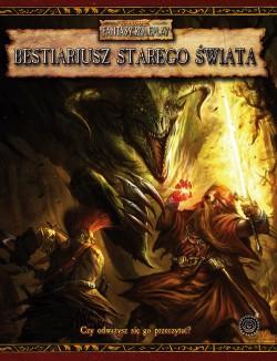 Warhammer FRP: Bestiariusz Starego Świata (kolor + twarda okładka)