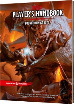 D&D: Podręcznik Gracza - edycja 5.0 PL (Player's Handbook )