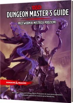 D&D: Przewodnik Mistrza Podziemi - edycja 5.0 PL