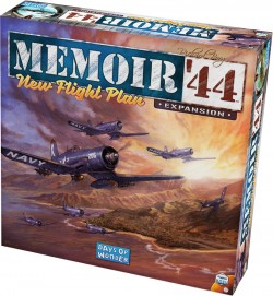 Memoir '44 - New Flight Plan Expansion