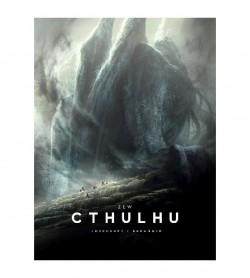 Zew Cthulhu : H.P. Lovecraft / Francoise Baranger album