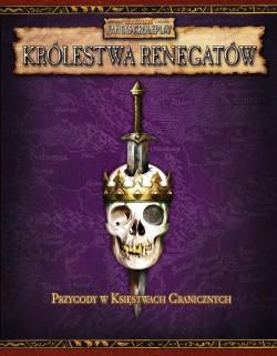 Warhammer FRP: Królestwa Renegatów ( Renegade Crowns ) PL+ duża mapa Księstw Granicznych(57 x 89 cm)