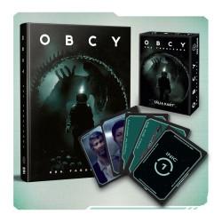 Obcy: Gra fabularna (Alien RPG PL) + bonus(karty i Pdf)