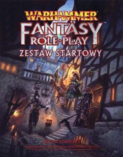 Warhammer FRP : 4ed. PL Zestaw startowy