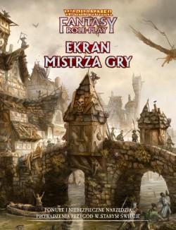 Warhammer FRP : 4ed. PL Ekran Mistrza Gry
